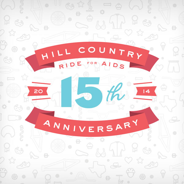 Hill Country Ride of AIDS 2014