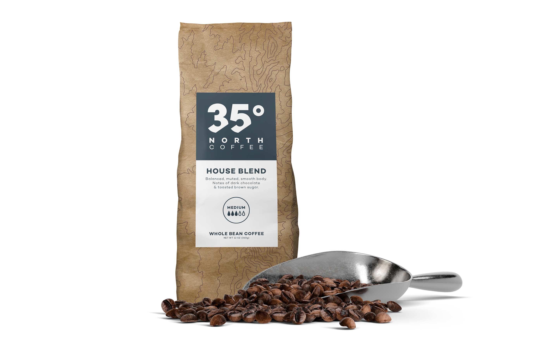 Tko Advertising 35n Coffee Bag Beans