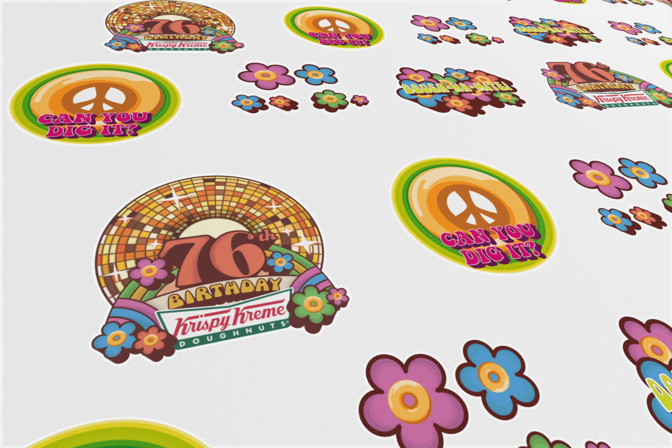 TKO Advertising | krispy-kreme-76-stickers-mockup - TKO Advertising